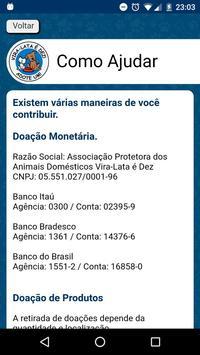 Vira-Lata é Dez! apk screenshot