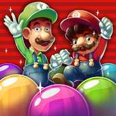 Super Bros Bubble icon