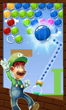Super Bros Bubble apk screenshot
