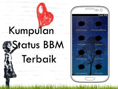 Kumpulan Status BM Terbaik poster