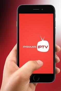 Prima IPTV screenshot 1