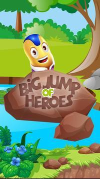 Big Jump of Heroes poster