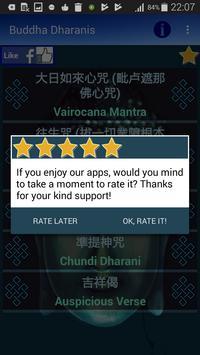 Buddha Dharanis screenshot 4