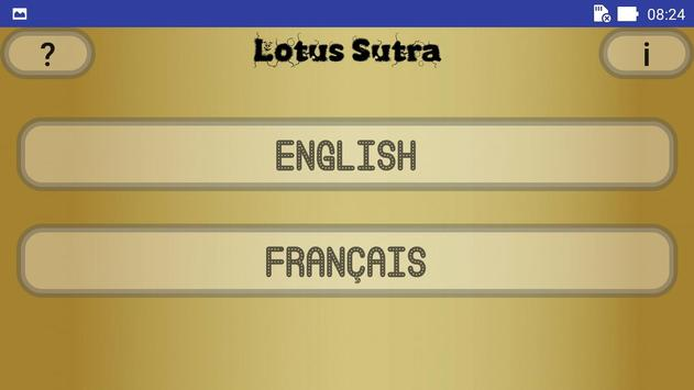 Lotus Sutra apk screenshot