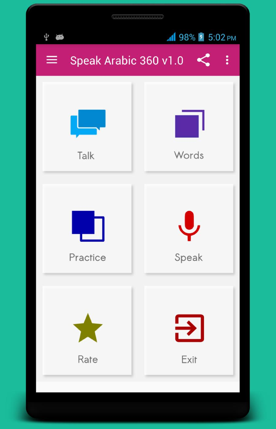 Speak Arabic Hindi 360 for Android - APK Download