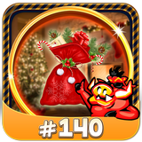 # 140 Hidden Object Games - Night before Christmas
