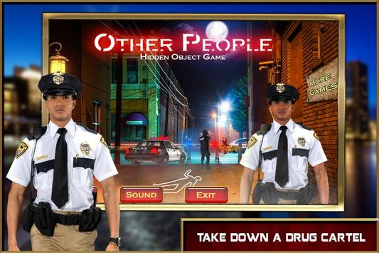 Free New Hidden Object Games Free New Other People screenshot 8