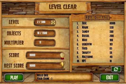 Hidden Objects Cabin in the Woods Challenge # 308 screenshot 2