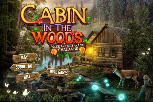 Hidden Objects Cabin in the Woods Challenge # 308 screenshot 7
