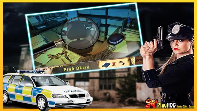 New Free Hidden Objects Games Free New Cold Case screenshot 3