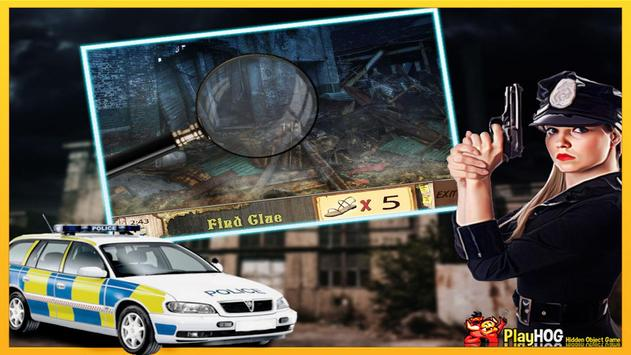 New Free Hidden Objects Games Free New Cold Case screenshot 1