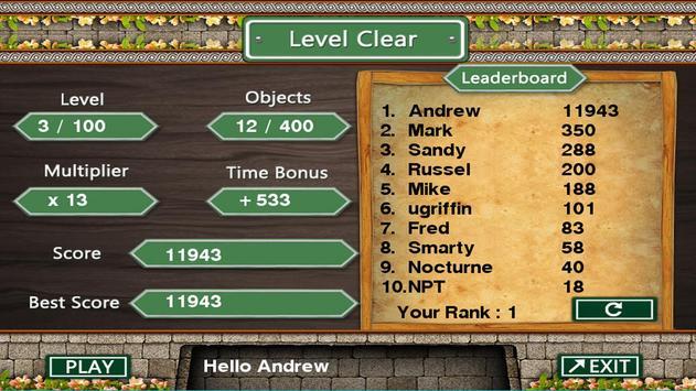 Challenge #46 Dark Alley Free Hidden Objects Games screenshot 9