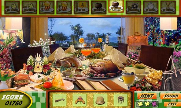 # 263 New Free Hidden Object Games Take Dining Out apk screenshot