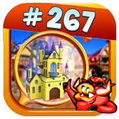 # 267 New Free Hidden Object Games - Fantasy Land icon