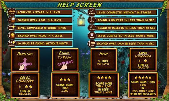 # 267 New Free Hidden Object Games - Fantasy Land screenshot 3
