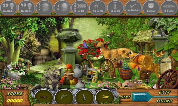 # 267 New Free Hidden Object Games - Fantasy Land screenshot 4
