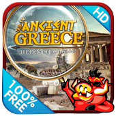 Hidden Object Game Free New Trip To Ancient Greece icon
