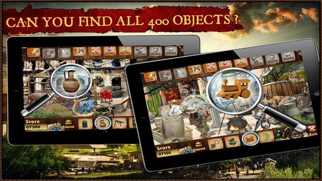 Hidden Object Game Free New Trip To Ancient Greece poster