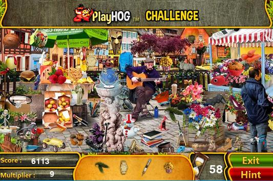 Challenge #68 Trip to Boston Hidden Objects Games apk screenshot