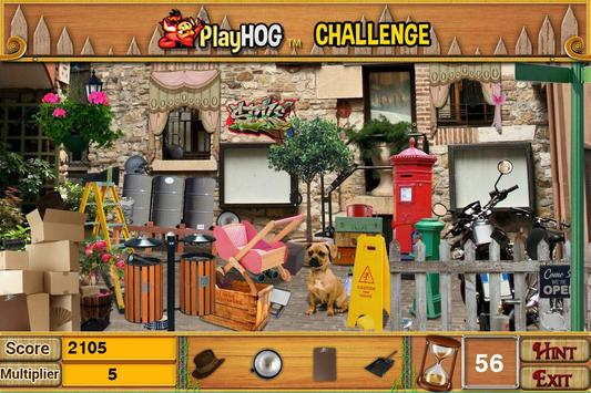 Challenge #6 Trip to France New Hidden Object Game poster