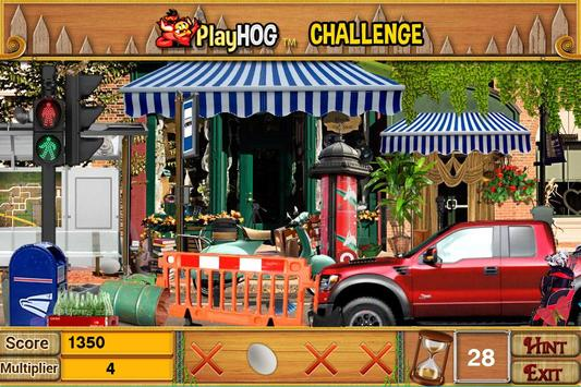 Challenge #6 Trip to France New Hidden Object Game screenshot 2