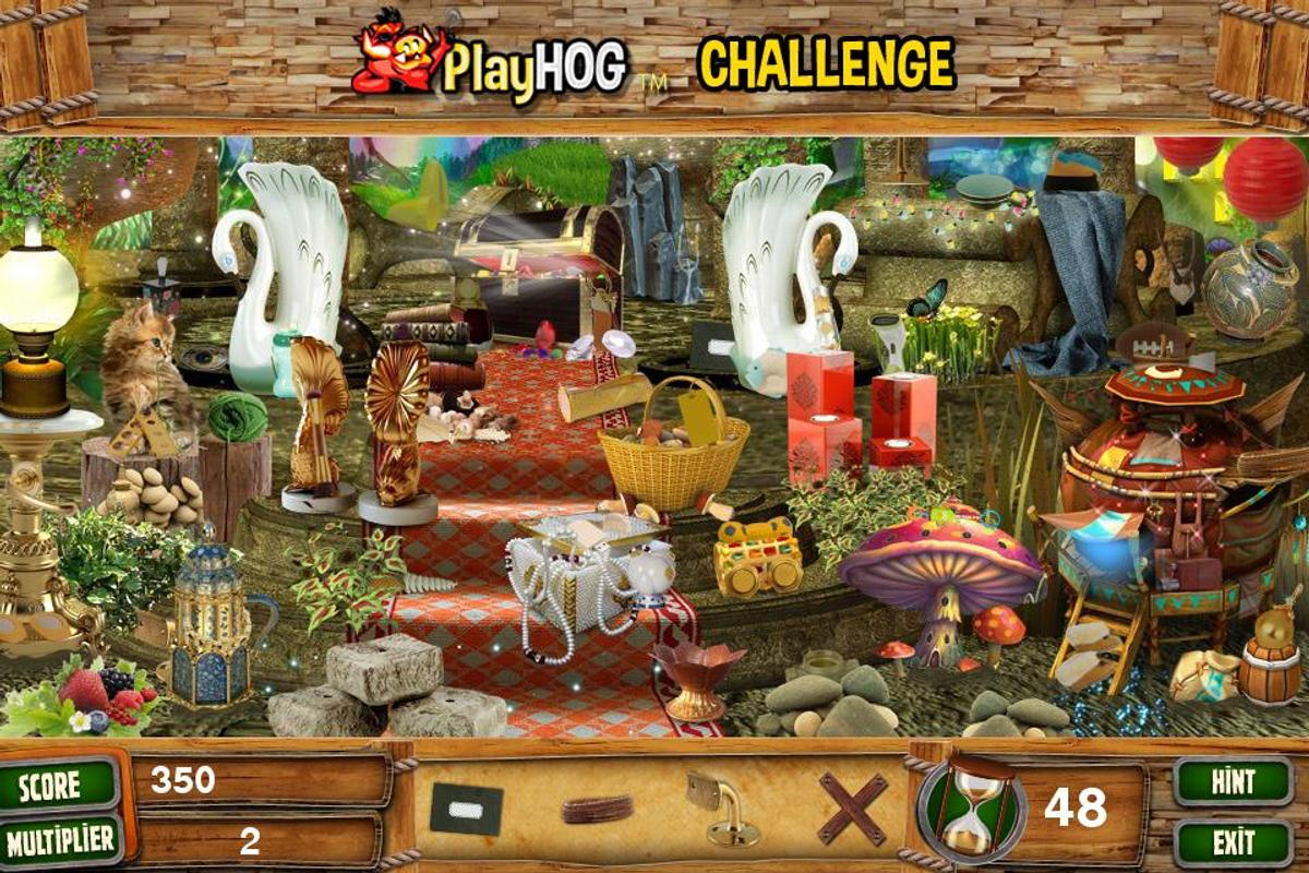 Challenge 175 Wonder World New Hidden Object Game For Android