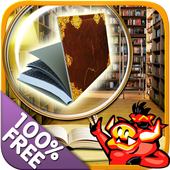 Free New Hidden Object Games Free New Big Library icon