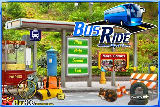 Challenge #213 Bus Ride Free Hidden Objects Games screenshot 3