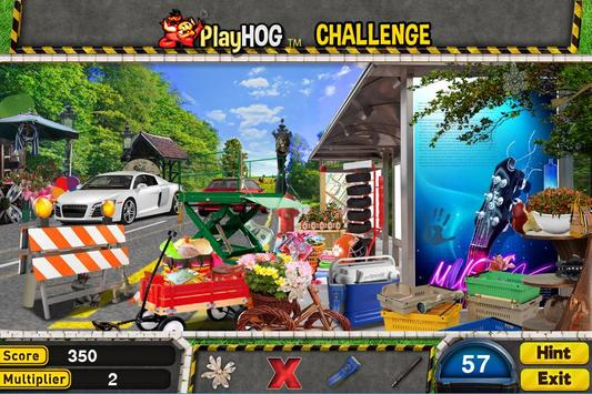 Challenge #213 Bus Ride Free Hidden Objects Games poster