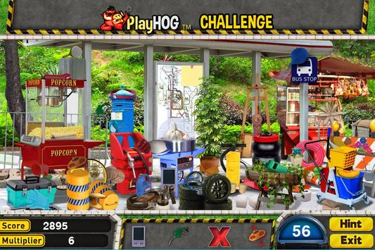 Challenge #213 Bus Ride Free Hidden Objects Games screenshot 1