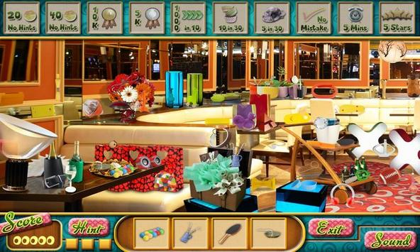 Challenge #116 City Club Free Hidden Objects Games poster