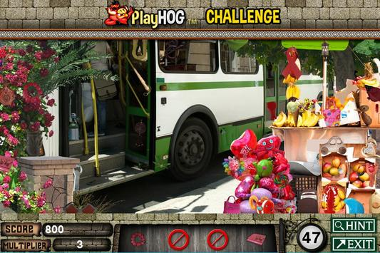 Challenge #104 City Travel New Hidden Object Games poster