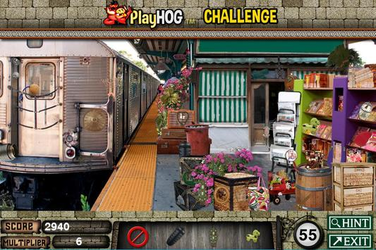 Challenge #104 City Travel New Hidden Object Games screenshot 2