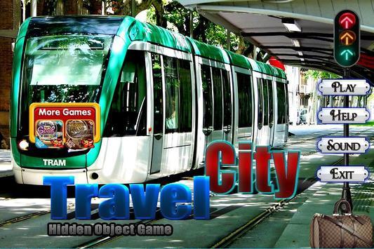 Challenge #104 City Travel New Hidden Object Games screenshot 7