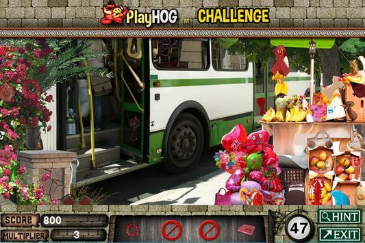 Challenge #104 City Travel New Hidden Object Games screenshot 8