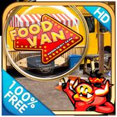 Free New Hidden Object Games Free New Fun Food Van icon