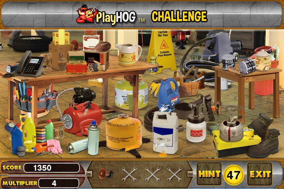 Challenge 25 In The Workshop Hidden Objects Games For Android Apk Download