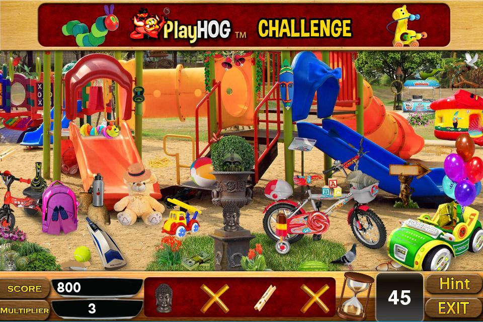 Challenge 178 Kids Zone Free Hidden Objects Games For Android Apk Download