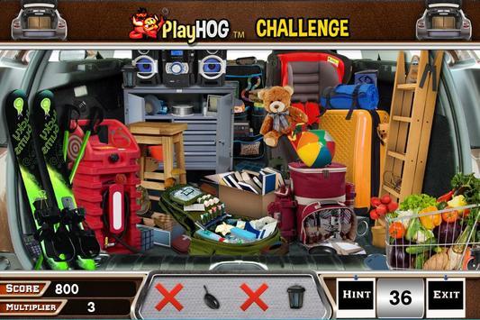 Challenge #194 Open Trunk Free Hidden Object Games poster