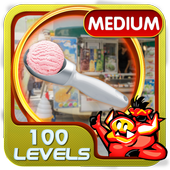 Challenge #227 Scoops New Free Hidden Object Games icon
