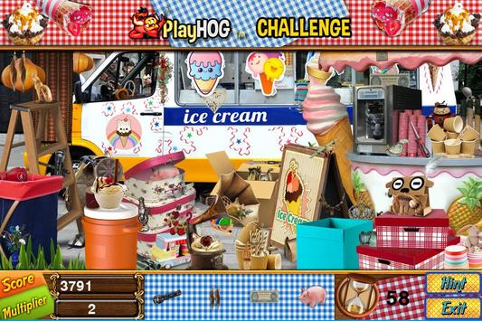 Challenge #227 Scoops New Free Hidden Object Games poster