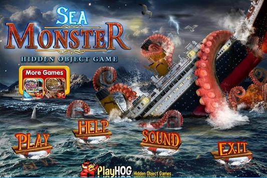 Challenge #138 Sea Monster New Hidden Object Games for Android - APK