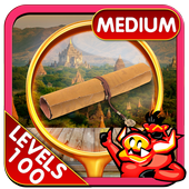 Challenge #79 Secret Temples Hidden Objects Games icon