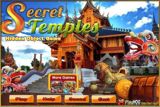 Challenge #79 Secret Temples Hidden Objects Games screenshot 3