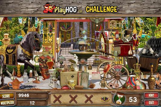 Challenge #79 Secret Temples Hidden Objects Games screenshot 2
