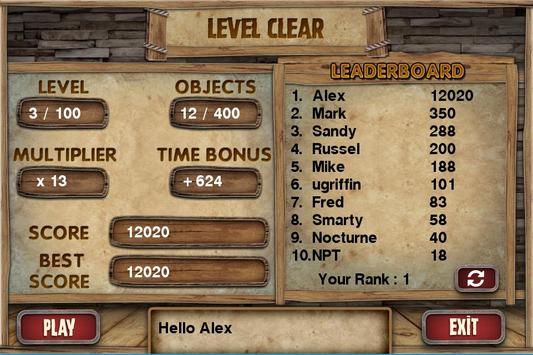 Challenge #79 Secret Temples Hidden Objects Games screenshot 5