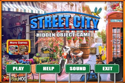Challenge #189 Street City New Hidden Object Games apk screenshot