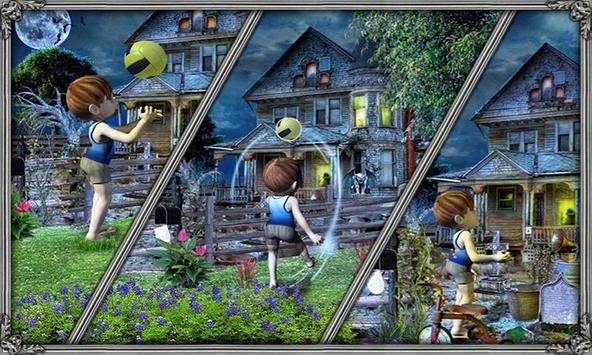 # 106 Hidden Objects Games Free New - Ghost House screenshot 2