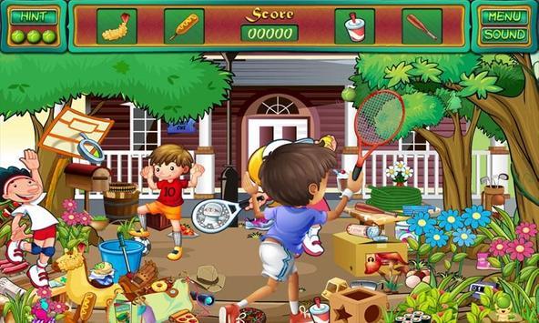 # 186 Hidden Object Games Free Mystery Kidnapped apk screenshot