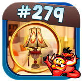 # 279 New Free Hidden Object Games Fun Living Room icon